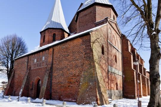 Lüneburger Heide: Dom St. Peter & St. Paul
