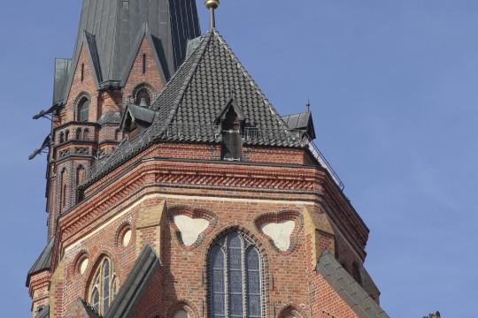Lüneburger Heide: Basilika St. Nicolai
