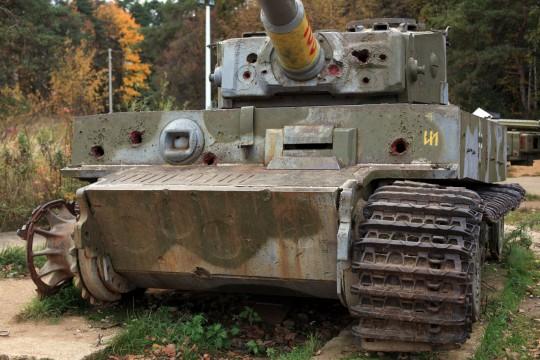 Lüneburger Heide: Deutsches Panzermuseum Munster