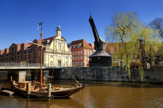 Lüneburger Heide: Der Alte Kran
