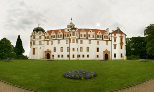 Lüneburger Heide: Celler Schloss