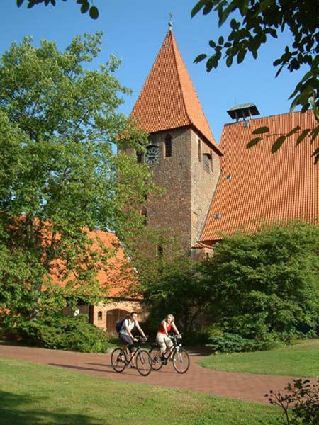 Lüneburger Heide: Kloster Ebstorf