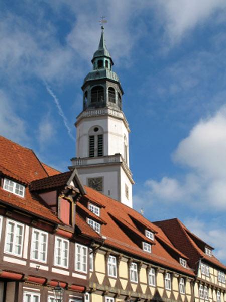 Lüneburger Heide: Stadtkirche St. Marien