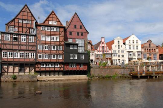 Lüneburger Heide: Stintmarkt