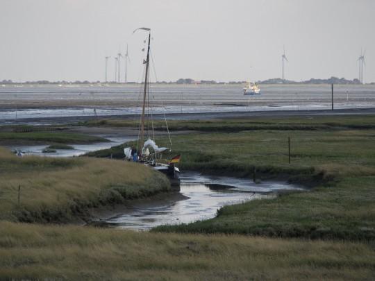 Ostfriesland: Hafen
