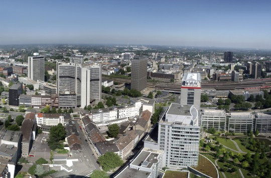 Ruhrgebiet: Essen