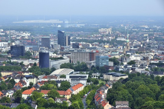 Ruhrgebiet: Dortmund
