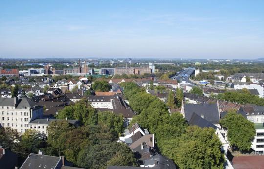 Ruhrgebiet: Duisburg