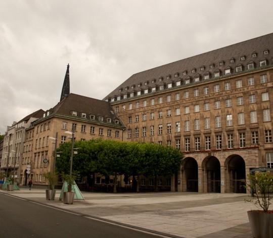 Ruhrgebiet: Bochum - Rathaus
