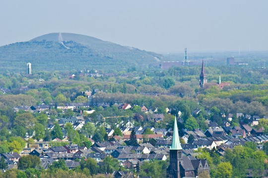 Ruhrgebiet: Oberhausen