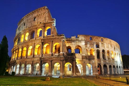 Rom: Kolosseum