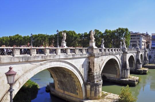 Rom: Engelsbrücke