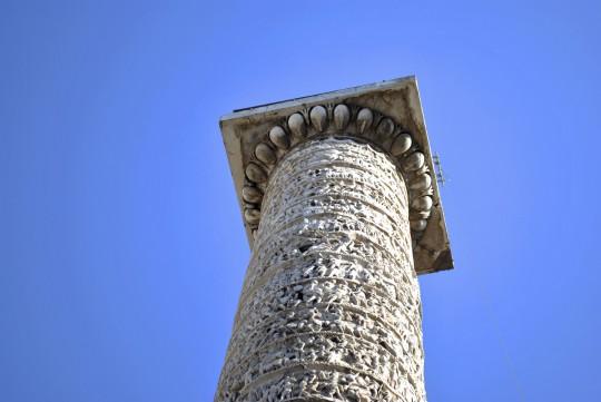 Rom: Trajanssäule