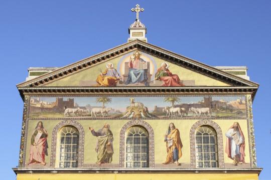 Rom: St. Paul vor den Mauern