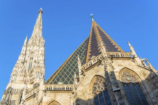 Wien: Stephansdom