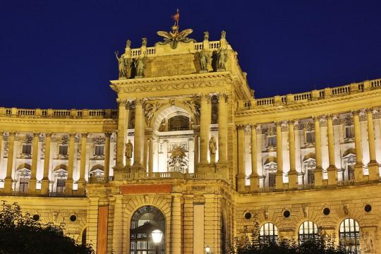 Wien: Hofburg