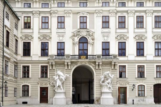 Wien: Spanische Hofreitschule