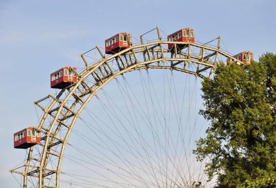 Wien: Wiener Prater