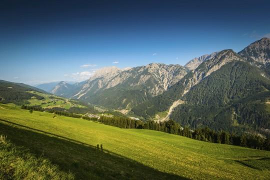 Osttirol: Landschaft