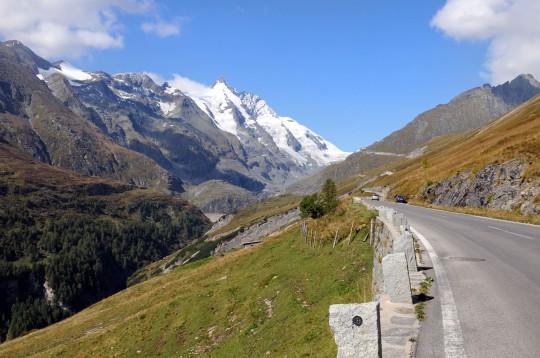 Osttirol: Großglockner Panoramastraße