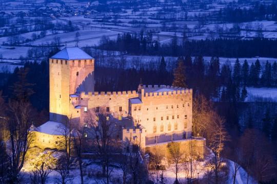 Osttirol: Lienz: Schloss Bruck