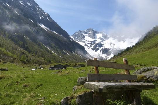 Westtirol: Kaunertal
