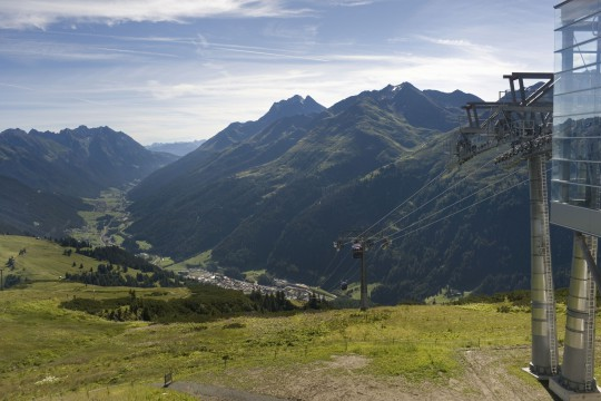 Westtirol: St. Anton