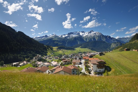 Westtirol: Nauders