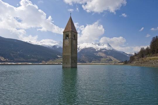 Westtirol: Reschenpass