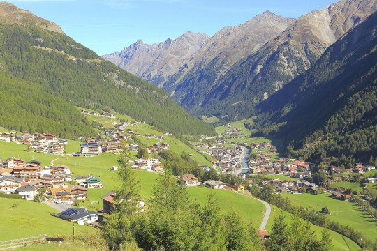Westtirol: Sölden