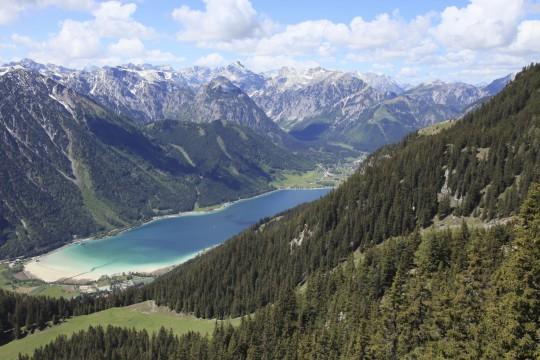 Zillertal: Achensee
