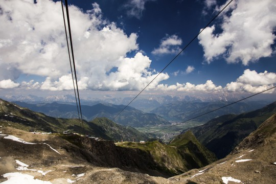 Zillertal: Lift