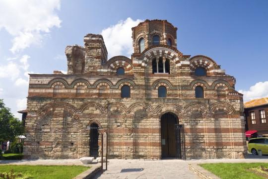 Sonnenstrand (Burgas): Pantokratorkirche