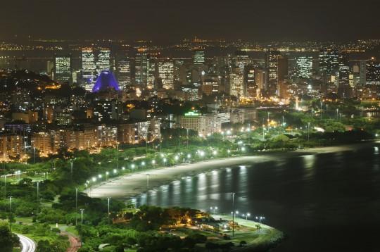 Rio de Janeiro: Strand Flamengo