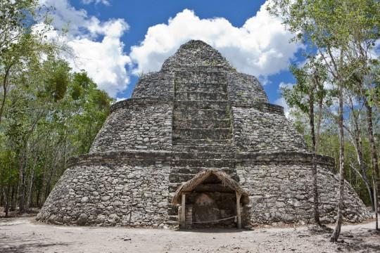 Yucatán: Cobá