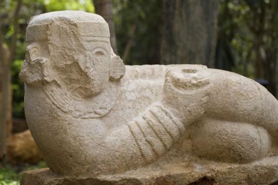 Yucatán: Dzibilchaltún