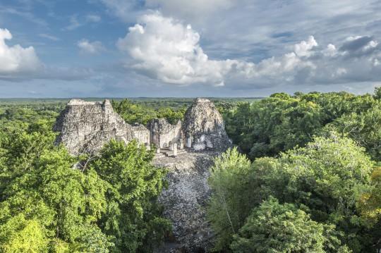 Yucatán: Río-Bec-Stätten