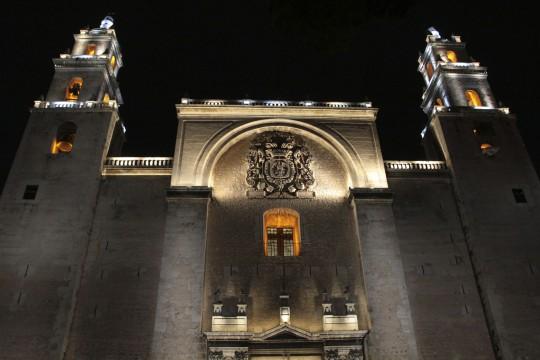 Yucatán: Catedral San Ildefonso