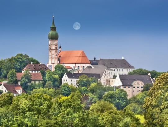 Oberbayern: Andechser Klosterbrauerei (Symbolbild)