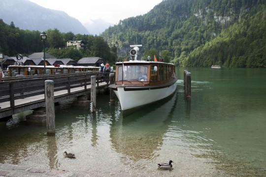Oberbayern: Bayrische Seenschifffahrt (Symbolbild)