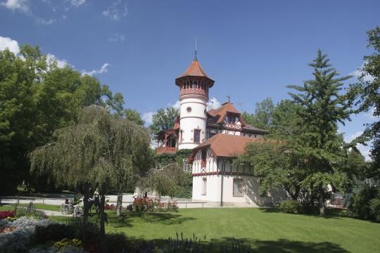 Oberbayern: Archäologischer Park Herrching
