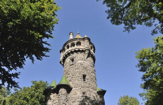 Oberbayern: Mutterturm und Herkomermuseum