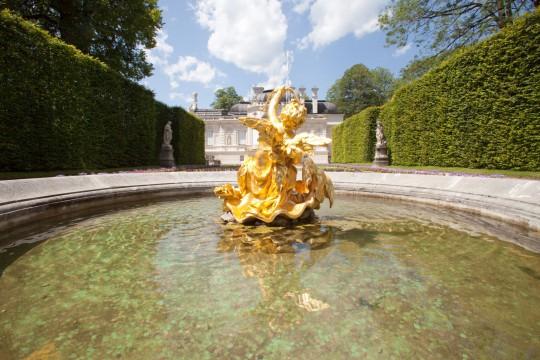 Oberbayern: Schloss Linderhof