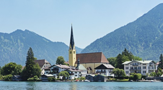 Oberbayern: Rottach-Egern