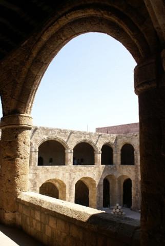 Rhodos: Archäologisches Museum im Neuen Hospital