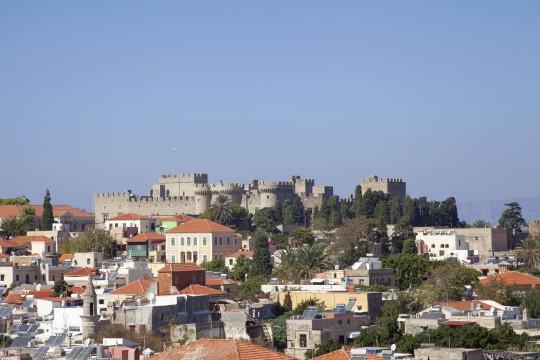 Rhodos: Mittelalterliche Altstadt