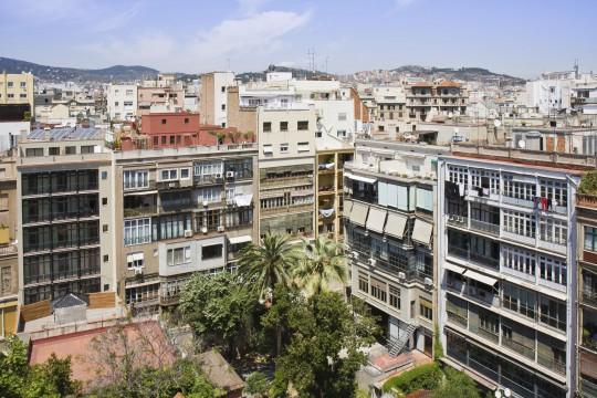 Barcelona: Eixample