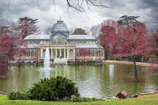Madrid: Parque del Retiro