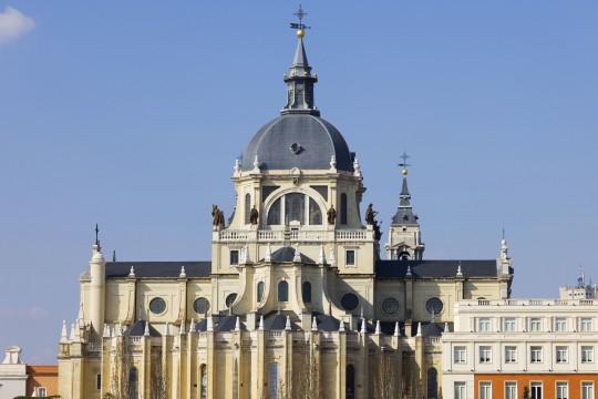 Madrid: Basilica de San Francisco el Grande