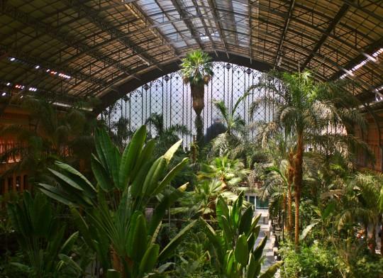 Madrid: Estacion de Atocha